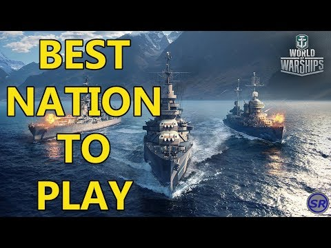 Best Nations to Play as a Beginner : WorldOfWarships