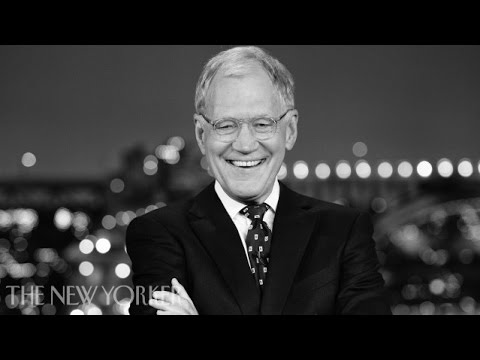 What Is David Letterman Up to Now? | The New Yorker Festival