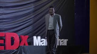 Overcoming The Odds: How Non-Violence and Free Education Works | Shamser Thapa | TEDxMaitighar