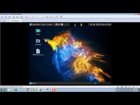Cách tải phần mềm Parrot Security Os(Phần mềm chuyên dụng của Hacker)