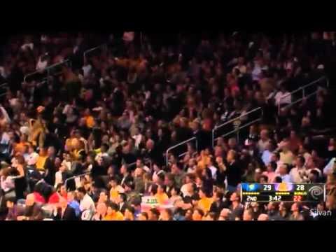 Kobe Bryant 40 Points vs Pacers 2013