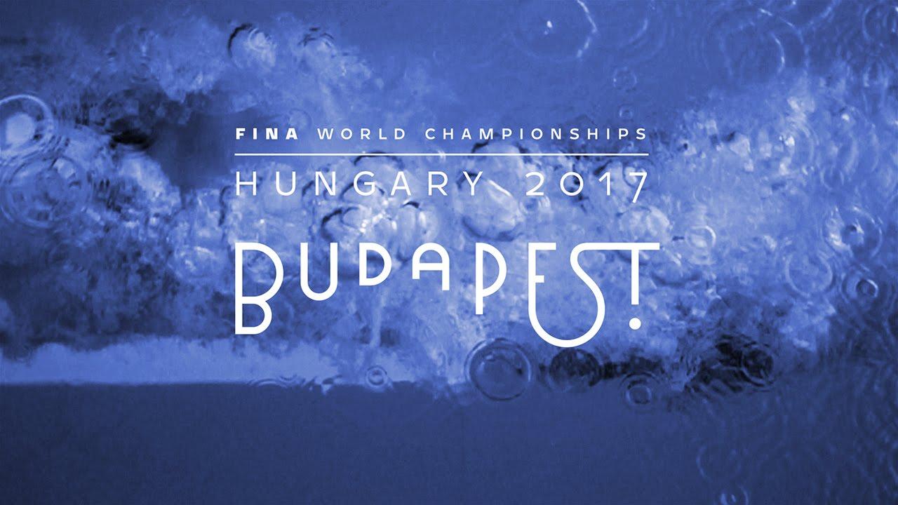FINA BUDAPEST 2017.   logo presentation - YouTube