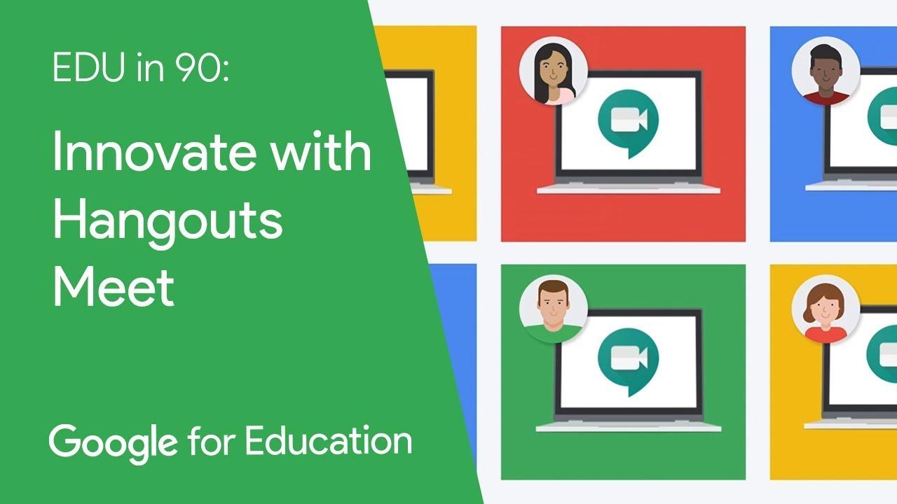 Google Meet Training Teacher Center Google For Education