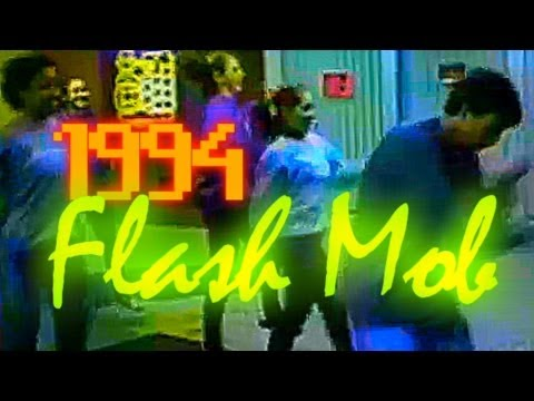 The Tom Green Show - 1994 Flash Mob