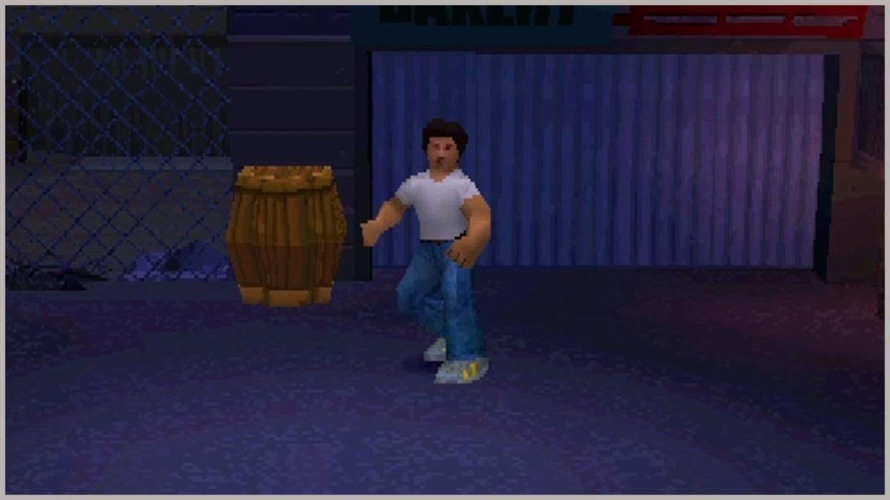 Jackie Chan: Stuntmaster - PlayStation