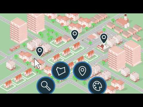 Introduction to Azimap GIS mapping software