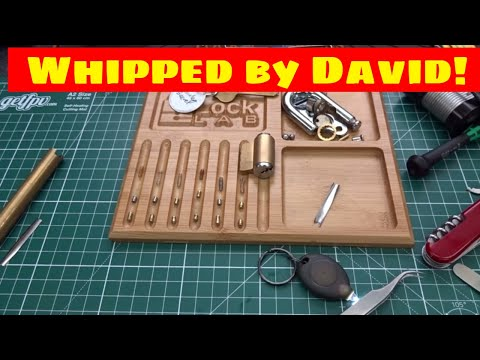 (1169) Whipped by David's Stanley V2