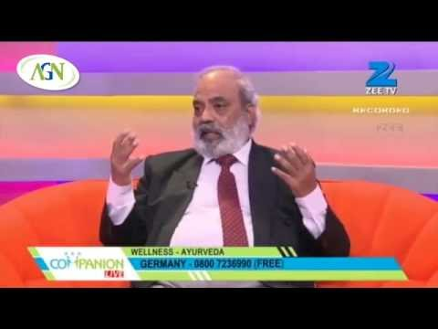 Ayurveda   ZEE Companion - TV Show with Dr. Mehta 28-09-2016