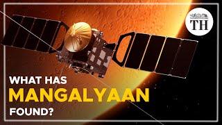Mangalyaan: 7 years in orbit