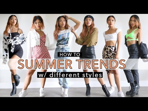 how-to:-summer-trends-for-different-styles-|-25-summer-outfit-ideas!
