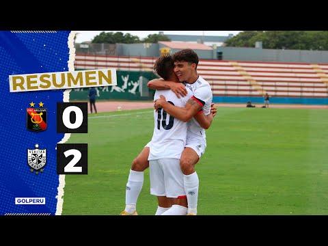 FBC Melgar U. San Martin Goals And Highlights