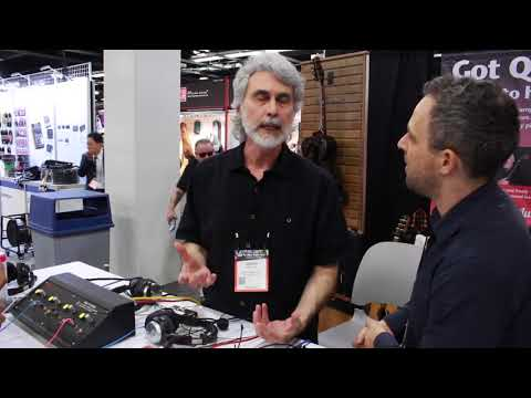 Special NAMM Report:  Interview with James May
