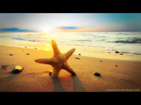 BEACH DAY | Ocean Wave Sounds Help You Relax, Meditate & Fall Asleep (10 Hours)