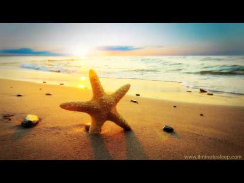 BEACH DAY  Ocean Wave Sounds Help You Relax, Meditate & Fall Asleep 10 Hours