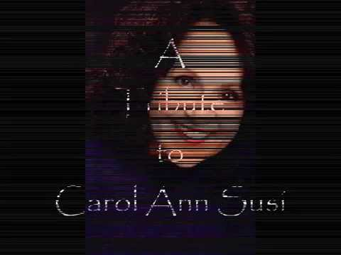 A Tribute to Carol Ann Susi