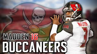 Madden 16 Buccaneers Connected Franchise Ep: 6 - Bye Week