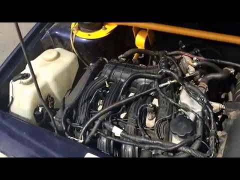 ваз 2113 с приоровским двигателем + замена Е-Газ на механический