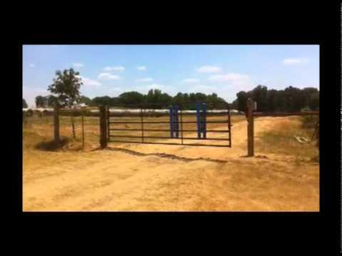 Remote Latch Bi Directional Bump Gate Youtube