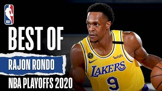 The Best Of Rajon Rondo From the 2020 #NBAPlayoffs