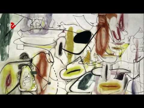 3 MINUTI 1 OPERA - Arshile Gorky, Untitled, estate 1944