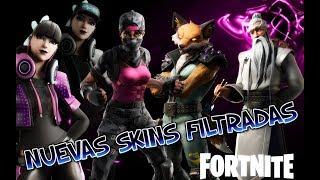 Bande-annonce de commerce - Skins filtrés! #Fortnite
