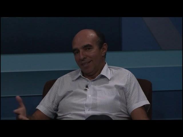 Programa Santiago Entrevista - César Maciel - Pauta: Democrata SL