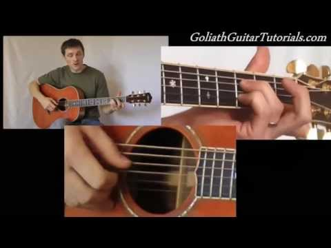 How To Play Guaranteed by Eddie Vedder (guitar lesson/Tutorial)