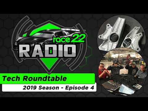 RACE22 Radio - Tech/Rules Roundtable (February 11, 2019)