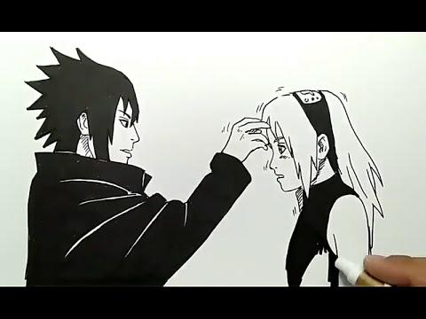 80 Gambar Anime Naruto Menggunakan Pensil HD Terbaik