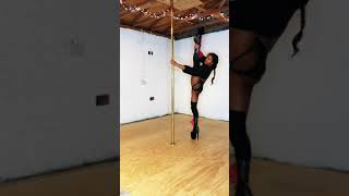 THUNDER - EXOTIC POLE FREESTYLE #SHORTS