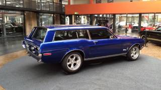 1968 Ford Mustang Station Wagon Kombi 4 sale