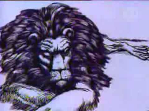 Мультфильм про гиен