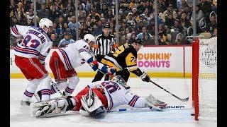New York Rangers vs Pittsburgh Penguins - January 14, 2018 | Game Highlights | NHL 2017/18