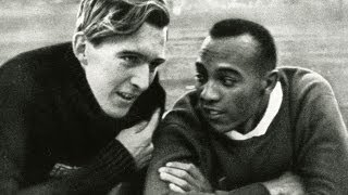 Jesse Owens' Gold Medal Moment:  and an Unlikely Friendship
