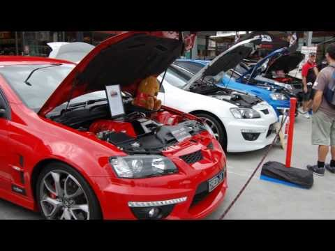 Muscle Car Masters - 9th March 2014