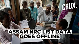 Assam NRC List Data Goes Offline as Contract With IT Firm Expires