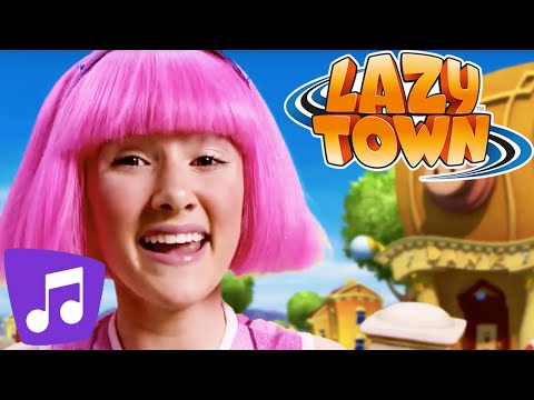 Lazy Town I Time to Play & Many More Music Video