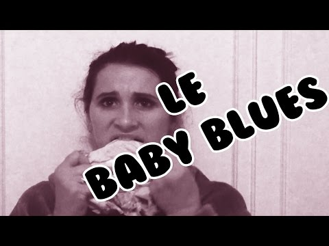 Le Baby Blues! - ANGIE LA CRAZY SÉRIE