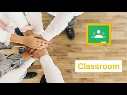 (Google Classroom) إنشاء حساب على جوجل كلاس روم