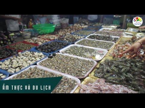 Bật mí khu chợ đêm hải sản Vũng Tàu không phải ai cũng biết