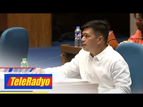 Rep. Franz Alvarez: We shall all vote according to our conscience | Teleradyo