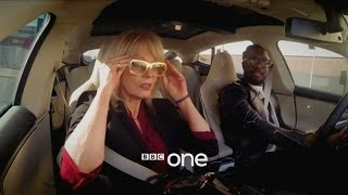 Joanna Lumley meets will.i.am: Trailer - BBC One