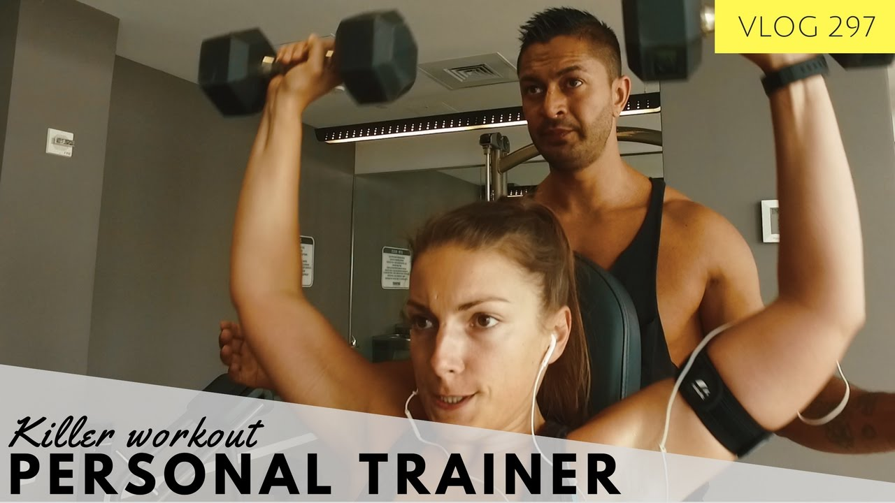 PERSONAL TRAINING IN MIAMI - KILLER WORKOUT SOUTH BEACH