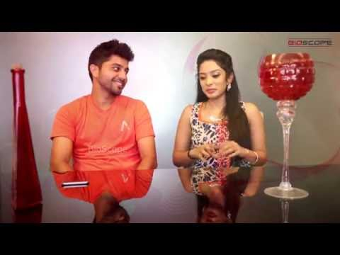 VJ Diya and Karthi Opens about their Love | Bioscope
