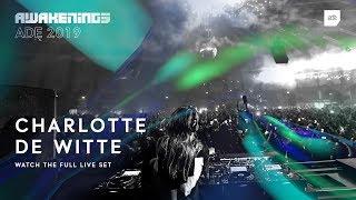 Awakenings ADE 2019 - Charlotte de Witte