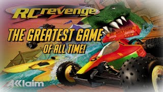 THE GREATEST GAME OF ALL TIME! | RC Revenge