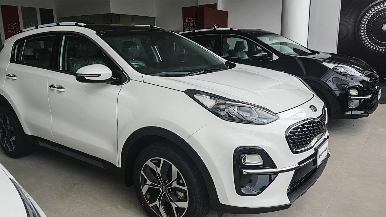 Kia Sportage 2020 Facelift Pakistan Complete Tour Review Start Up Price And Colors Youtube