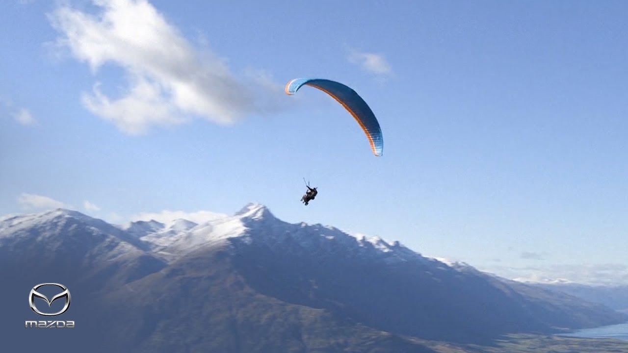 MAZDA CX-30でニュージーランドを走る大冒険の旅