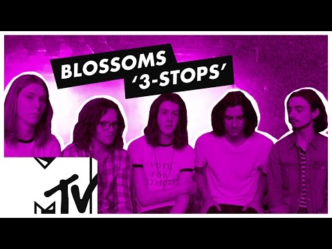 Blossoms '3 Stops' | Exclusive MTV PUSH Interview | MTV Music
