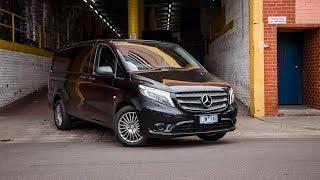 New 2018 Mercedes Benz Vito 119 Crew Cab Interior Exterior